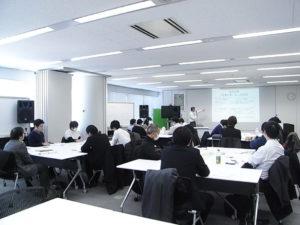 <ワークショップ会場風景>