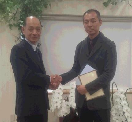 L4認定取得者、小黒登行様(株式会社 豆蔵)